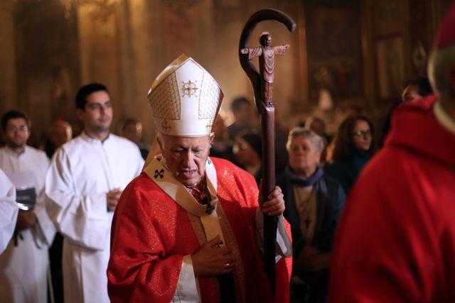 Ο Πάπας έκανε δεκτές τις παραιτήσεις 3 χιλιανών επισκόπων   tovima.gr