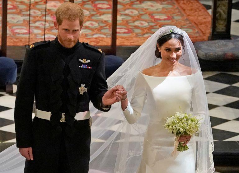 Βασιλικός γάμος: Τον παρακολούθησαν εκατομμύρια άνθρωποι | tovima.gr
