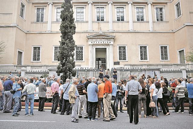 Πόλεμος πάνω από τις κάλπες για τα αναδρομικά   tovima.gr