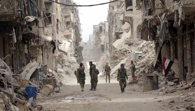 Το Ισλαμικό Κράτος και τα απόνερα από την πτώση του Χατζίν | tovima.gr
