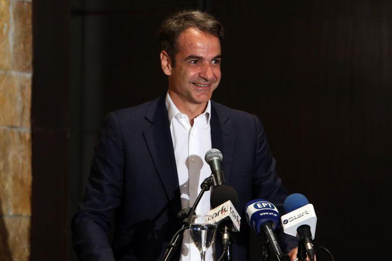 Μητσοτάκης: Η αντιμετώπιση του «Ρουβίκωνα» και της ανομίας είναι ζήτημα πολιτικής βούλησης | tovima.gr