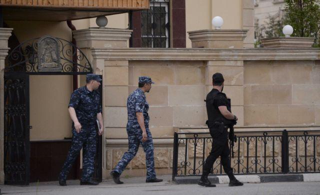 Το ΙΚ ανέλαβε την ευθύνη για το φονικό σε εκκλησία στην Τσετσενία | tovima.gr