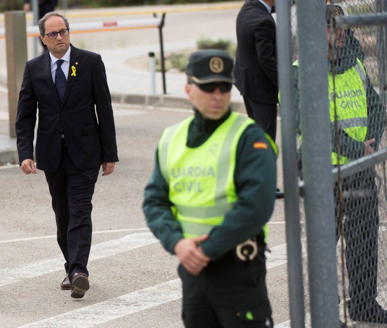 Ισπανία: Δεν επικυρώνει την περιφερειακή κυβέρνηση της Καταλωνίας | tovima.gr