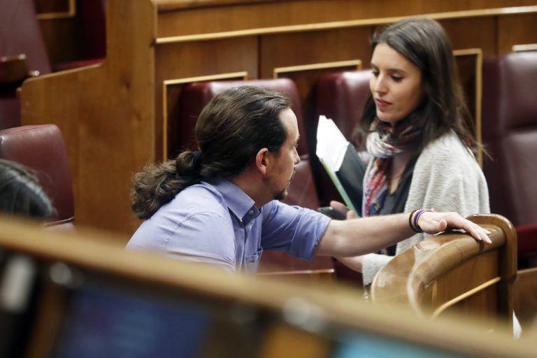 Podemos: Ψήφο εμπιστοσύνης καλούνται να δώσουν τα μέλη στο ηγετικό ζευγάρι | tovima.gr