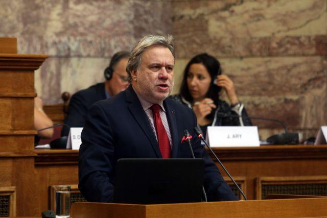 Κατρούγκαλος για πΓΔΜ: Όλα τα ουσιώδη θέματα έχουν συμφωνηθεί   tovima.gr