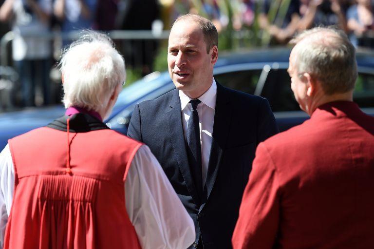 Επίσκεψη του πρίγκιπα Ουίλιαμ στο Ισραήλ και την Παλαιστίνη | tovima.gr