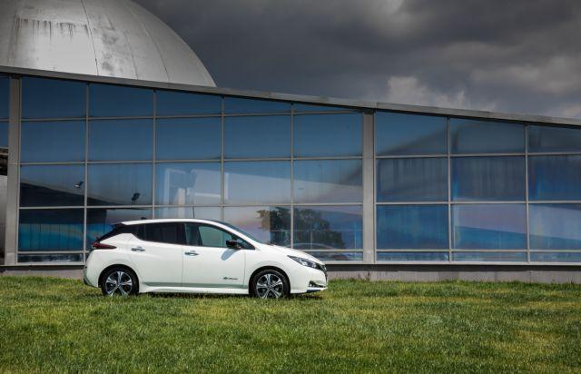 Nissan Leaf 2018: Μαθήματα ευφυΐας | tovima.gr