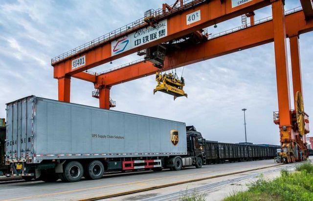 UPS: Νέα σιδηροδρομική υπηρεσία Ευρώπη-Χονγκ Κονγκ   tovima.gr