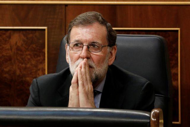 Ισπανία: Πρόταση μομφής κατά της κυβέρνησης Ραχόι | tovima.gr