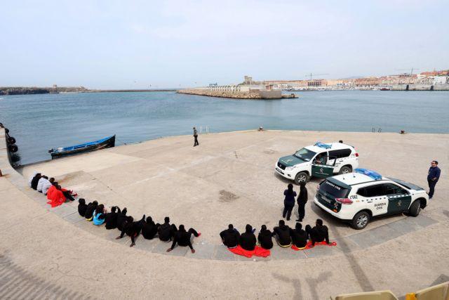 Οι ισπανικές υπηρεσίες διέσωσαν 408 μετανάστες | tovima.gr