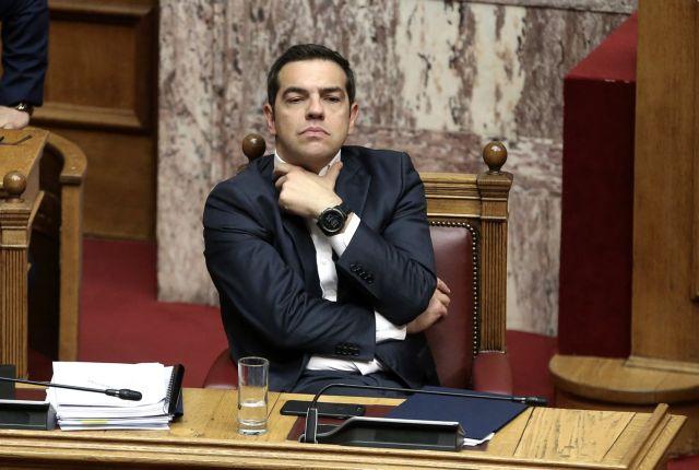 Οταν ο Τσίπρας αδειάζει υπουργούς του   tovima.gr