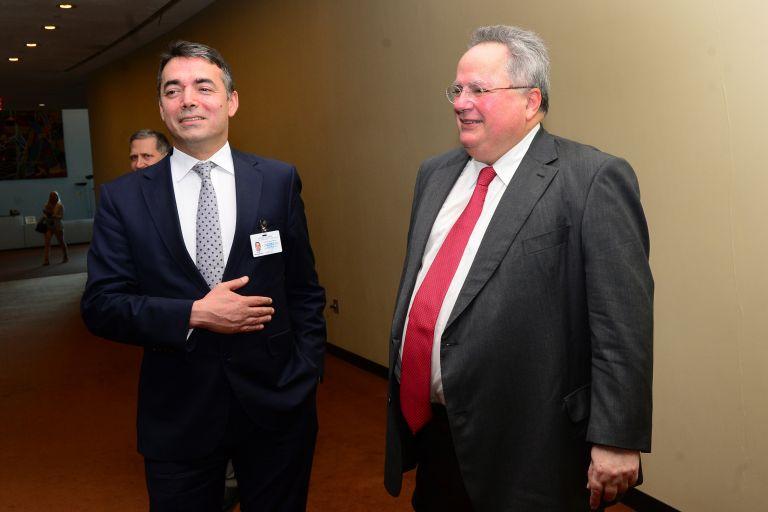 Στις Βρυξέλλες κρίνεται το Μακεδονικό – Συνάντηση Κοτζιά-Ντιμιτρόφ | tovima.gr