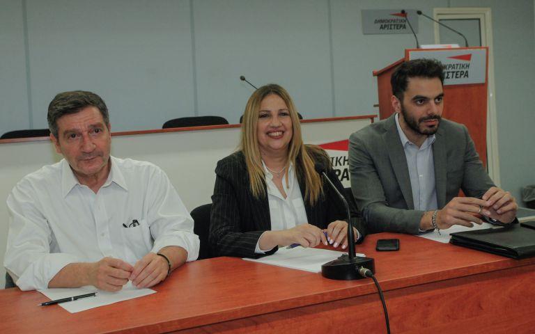 Γεννηματά: Σπάμε το ολέθριο και διχαστικό δίπολο ΣΥΡΙΖΑ – ΝΔ | tovima.gr