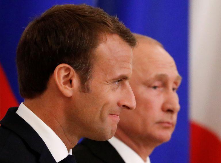 Την Κυριακή η συνάντηση Πούτιν – Μακρόν στη Μόσχα | tovima.gr