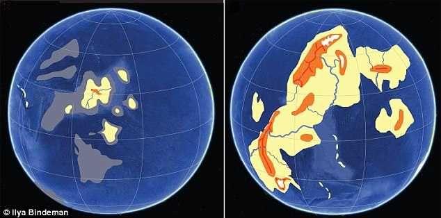 Η Γη ήταν ένας υδάτινος κόσμος που δημιουργήθηκε πριν 4,5 δισ. έτη | tovima.gr