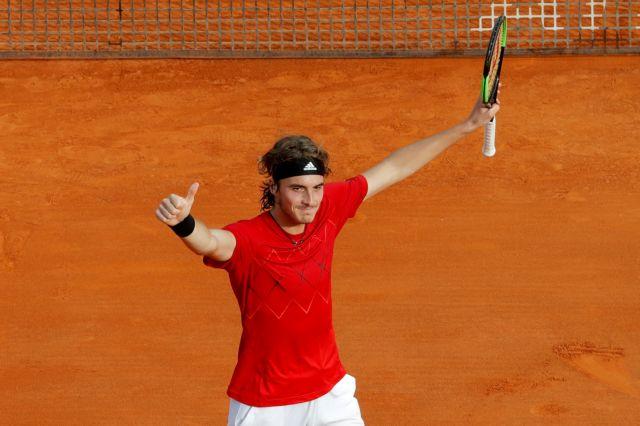 Ρολαν Γκαρός: Πρώτη νίκη σε Grand Slam για τον Τσιτσιπά | tovima.gr
