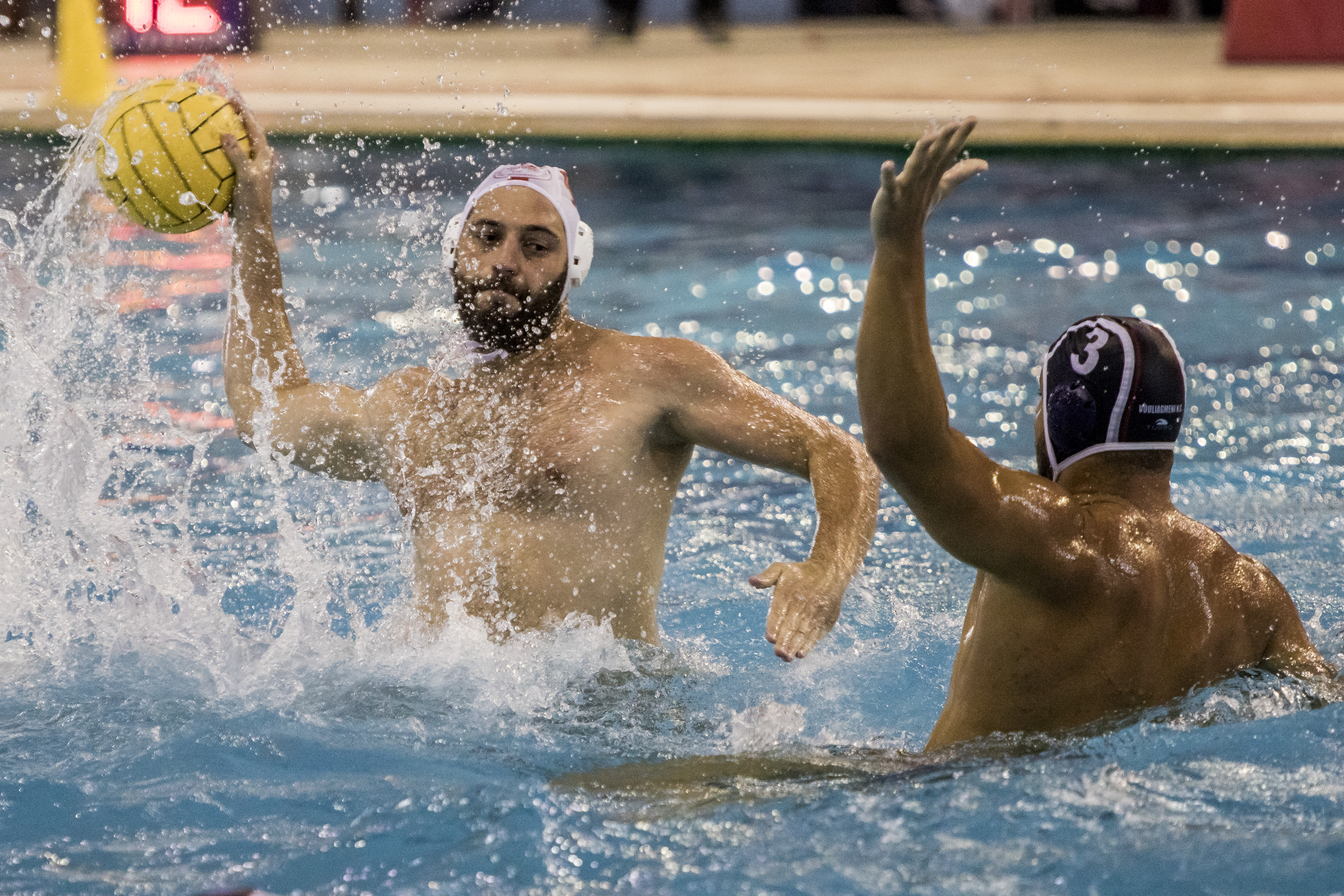 5377eab4bed8 Πρωταθλητής και νταμπλούχος ο Ολυμπιακός στην Α1 πόλο ανδρών ...