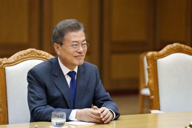 Στη Ρωσία στις 23 Ιουνίου ο Πρόεδρος της Νότιας Κορέας | tovima.gr
