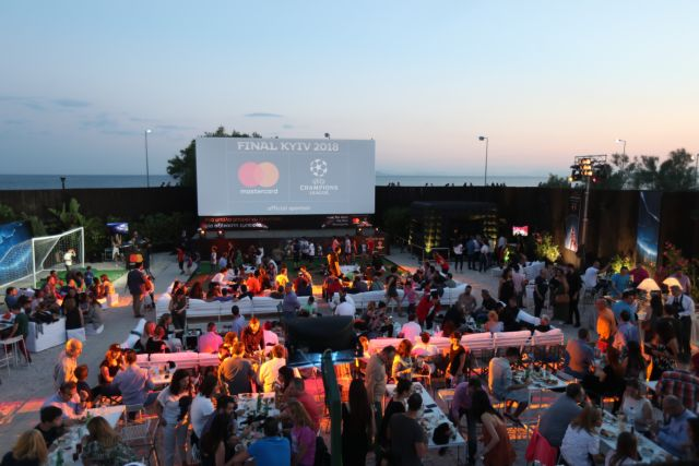 Mastercard: Event «ανεκτίμητης αξίας», για τον τελικό του Champions League | tovima.gr