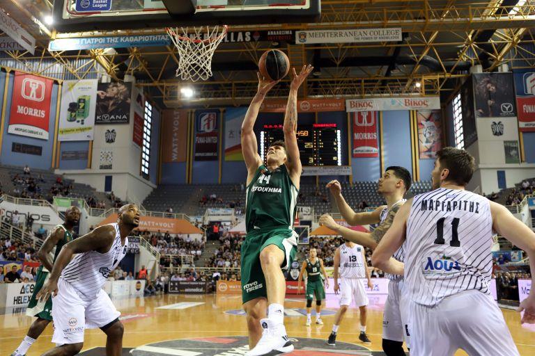 A1 μπάσκετ: ΠΑΟΚ – Παναθηναϊκός 72 – 88 | tovima.gr