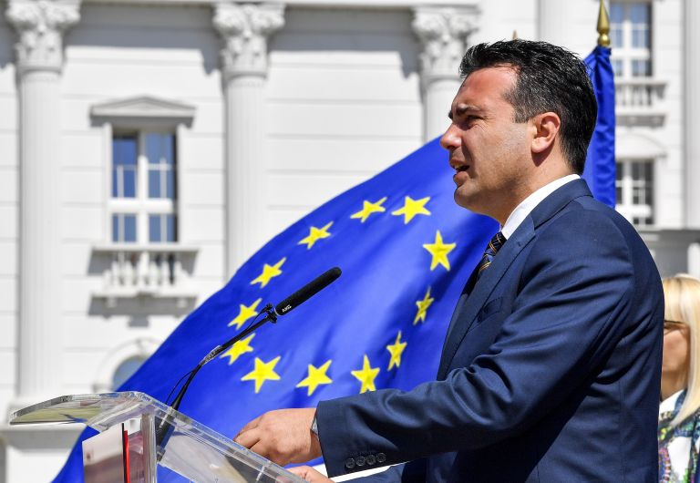 FYROM PM Zaev expected to say whether he accepts deal tomorrow | tovima.gr