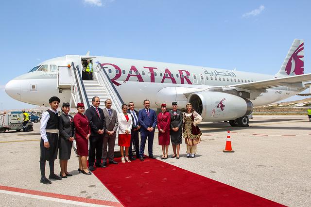 Qatar Airways: Για πρώτη φορά στο Αεροδρόμιο της Μυκόνου   tovima.gr