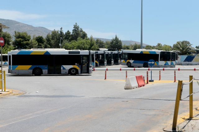 Στάσεις εργασίας σε μετρό, λεωφορεία, τρόλει την Πέμπτη | tovima.gr