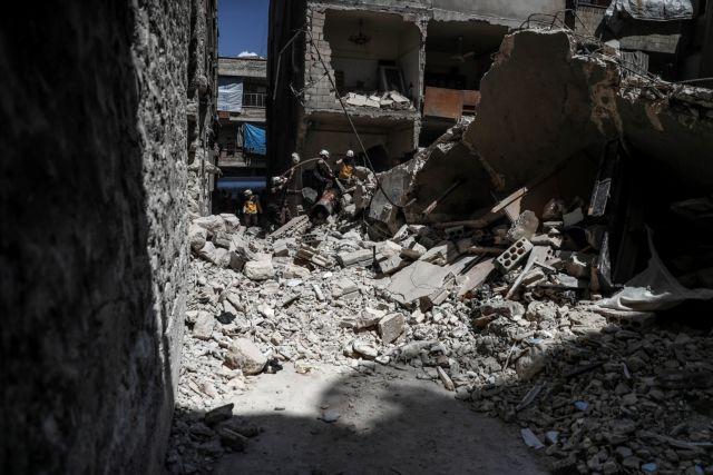 Συρία: Θύλακες του ISIS υπάρχουν μόνο σε περιοχές που ελέγχουν οι ΗΠΑ | tovima.gr