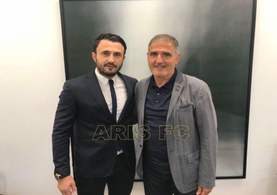 Αρης: Νέος προπονητής  ο Πάκο Ερέρα   tovima.gr