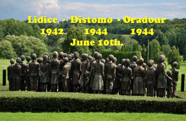 Ντοκυμαντέρ για τη σφαγή στο τσεχικό χωριό Λίντιτσε στις 10 Ιουνίου του 1942 | tovima.gr