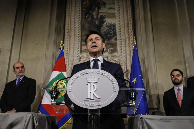 Ιταλία: Ψήφος εμπιστοσύνης στην κυβέρνηση Κόντε   tovima.gr