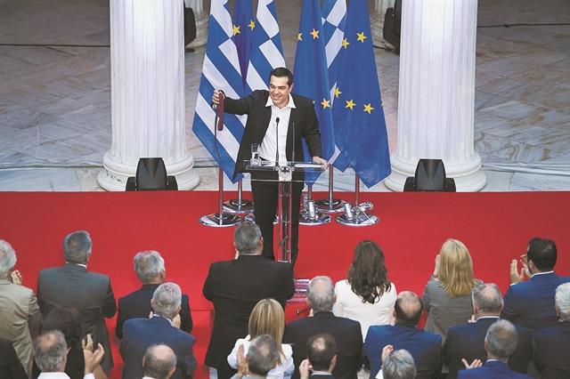 Ο ΣΥΡΙΖΑ διεκδικεί ζωτικό χώρο | tovima.gr