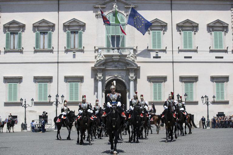 Ιταλία: Ορκίστηκε η νέα κυβέρνηση – Η 65η από το 1946 | tovima.gr