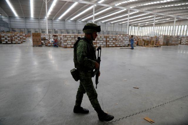 Δολοφονήθηκαν έξι αστυνομικοί στο Μεξικό | tovima.gr