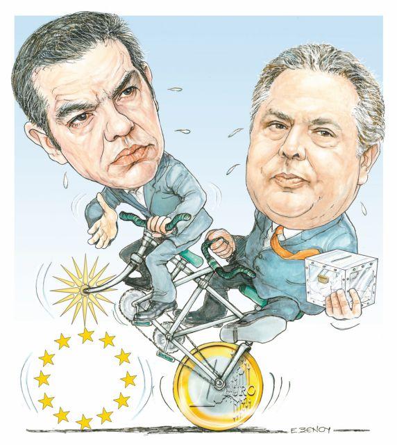 Πολιτικές ακροβασίες με φόντο την έξοδο | tovima.gr