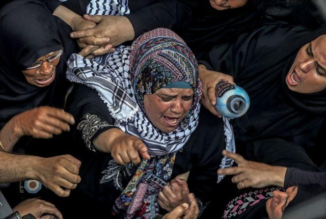 Παλαιστίνη: Οργή για το θάνατο της 21χρονης διασώστριας   tovima.gr