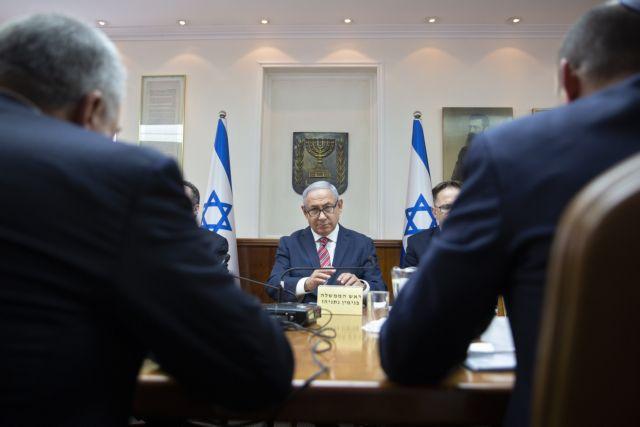 Ισραήλ: Ζητά στρατιωτικό συνασπισμό εναντίον του Ιράν   tovima.gr