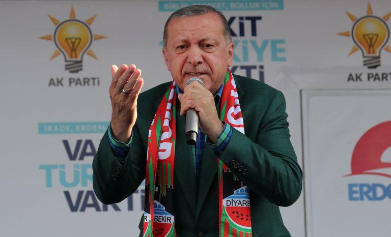 Τουρκία: Δεν εκλέγεται στον α΄ γύρο ο Ερντογάν   tovima.gr