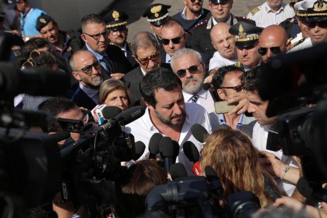Εξηγήσεις από Σαλβίνι ζητεί η Τυνησία | tovima.gr
