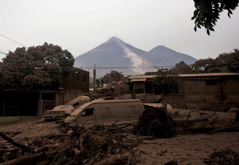 Γουατεμάλα: Στους 38 οι νεκροί από την έκρηξη του Φουέγκο | tovima.gr