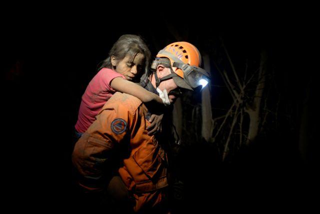 Αποστολή έκτακτης βοήθειας στην Γουατεμάλα από το Ισραήλ | tovima.gr
