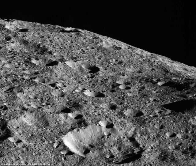 Σκάφος της NASA στην πιο κοντινή επαφή του με νανοπλανήτη | tovima.gr
