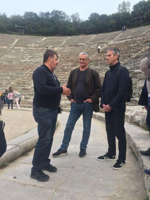 Η Comedie Francaise κατεβαίνει στην Επίδαυρο | tovima.gr