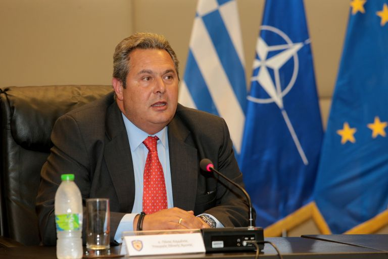 Defence Minister expected to address FYROM developments at press conference | tovima.gr