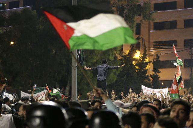 Ιορδανία: Ο Αμπντάλα προειδοποιεί για κινδύνους λόγω κρίσης | tovima.gr