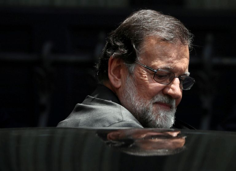 Ισπανία: Εγκαταλείπει οριστικά την πολιτική ο Ραχόι | tovima.gr