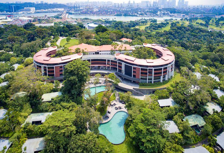Τραμπ – Κιμ: To ξενοδοχείο της συνάντησης στη Σιγκαπούρη | tovima.gr