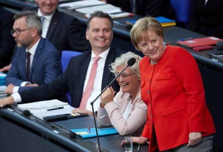 Μέρκελ: Προς το παρόν αδύνατη η επιστροφή της Ρωσίας στην G7   tovima.gr