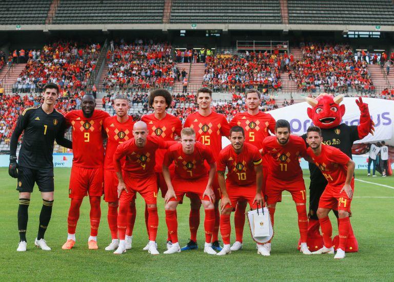 Βέλγιο: Θετικότατη παρουσία πριν το Μουντιάλ | tovima.gr