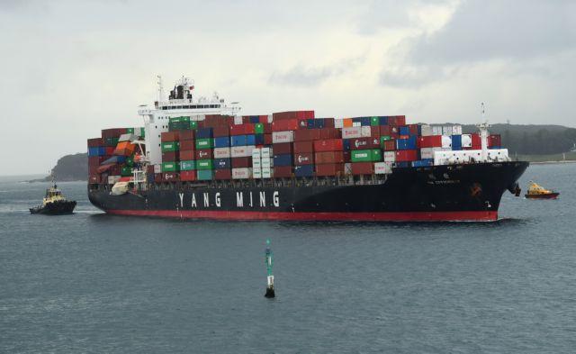 Πρόσω ολοταχώς ενάντια σε κυβερνοεπιθέσεις στα πλοία | tovima.gr